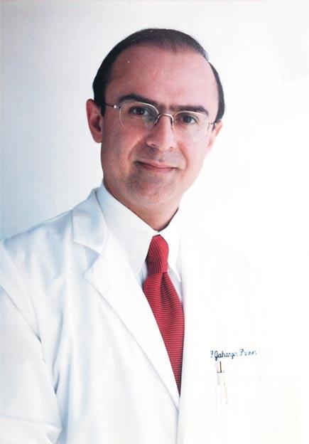 Peter J Parker MD